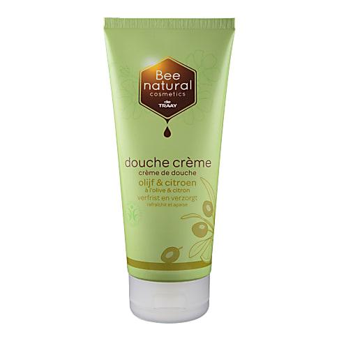 De Traay Bee Honest Douche Crème Olijf & Citroen