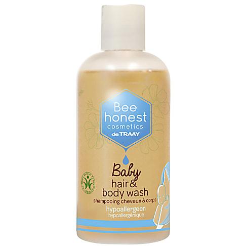 De Traay Bee Honest Hair & Body Wash Kids 250ml
