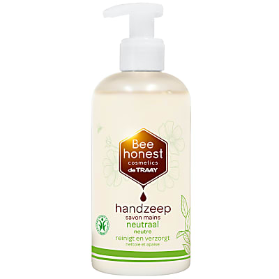De Traay Bee Honest Handzeep Neutral & Hypoallergeen