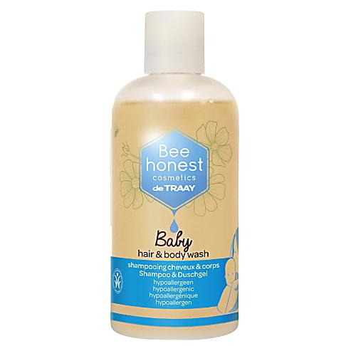 De Traay Bee Honest Hair & Body Wash Baby 250ML
