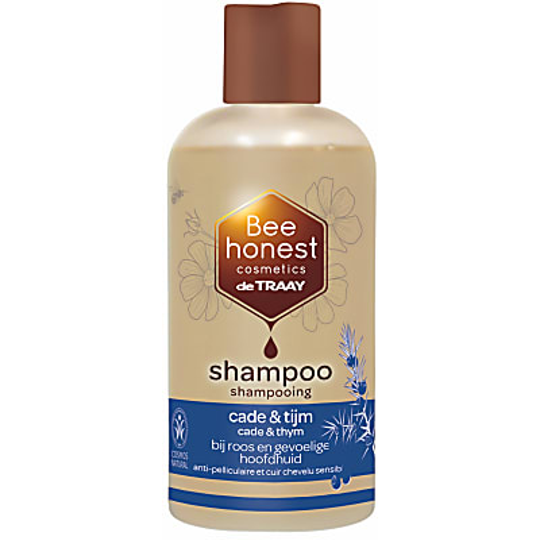 De Traay Bee Honest Shampoo Cade & Tijm 250 ml (anti-roos)