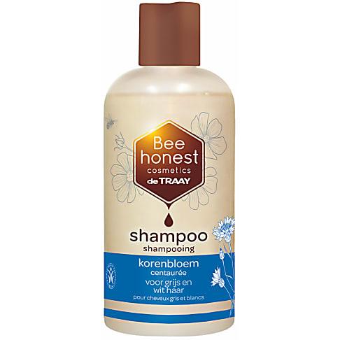 De Traay Bee Honest Shampoo Korenbloem 250ML (wit/grijs)