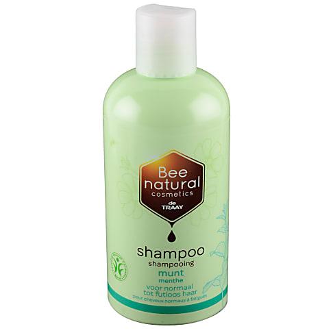 De Traay Bee Honest Shampoo Munt 250ML (normaal & futloos haar)