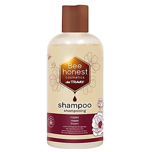 De Traay Bee Honest Shampoo Rozen 250ML (droog & normaal)