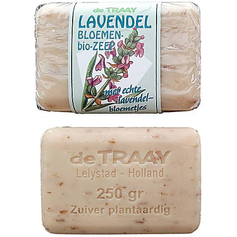 De Traay Zeep Lavendelbloesem - 250GR