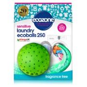 Ecozone Ecoballs 250 wasbeurten - Fragrance Free