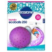Ecozone Ecoballs 250 wasbeurten - Midnight Jasmine