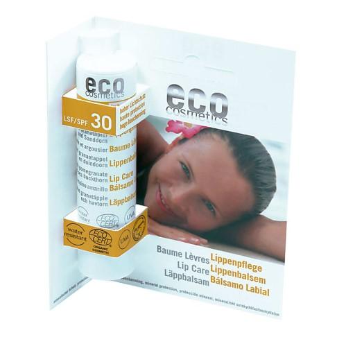 Eco Cosmetics Lippenverzorging LSF 30