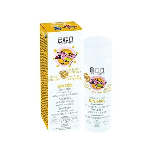 Eco Cosmetics Baby Zonnebrandcrème SPF50+