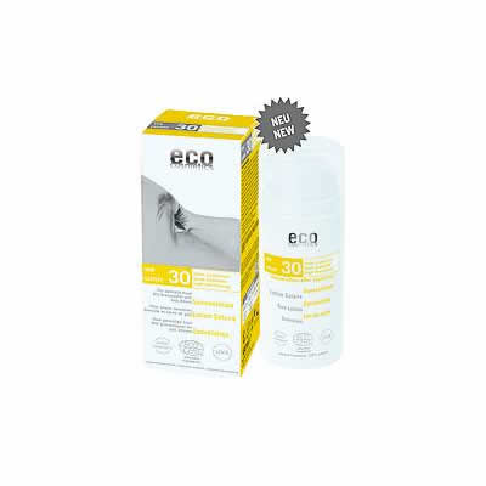 Eco Cosmetics Zonnebrandcrème SPF30