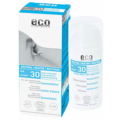 Eco Cosmetics Zonnecrème Zonder Parfum SPF 30