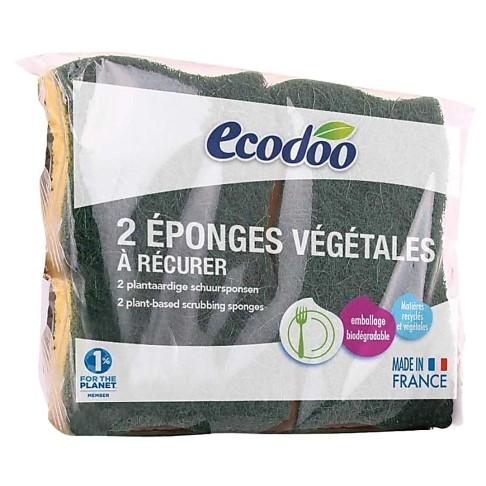 Ecodoo Schuurspons (2 stuks)