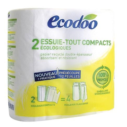 Ecodoo Keukenrol (2 rollen)