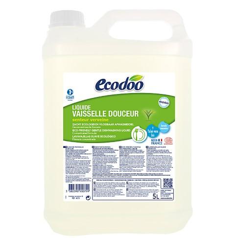 Ecodoo Zacht Vloeibaar Afwasmiddel 5L