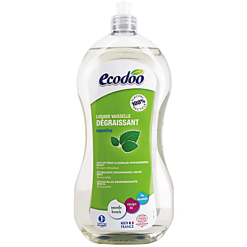 Ecodoo Ontvettend Vloeibaar Afwasmiddel Munt
