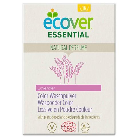 Ecover Essential Color Waspoeder Lavendel  - 1200 g