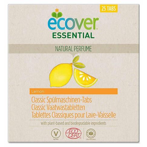 Ecover Essential Vaatwastabletten - 25 stuks