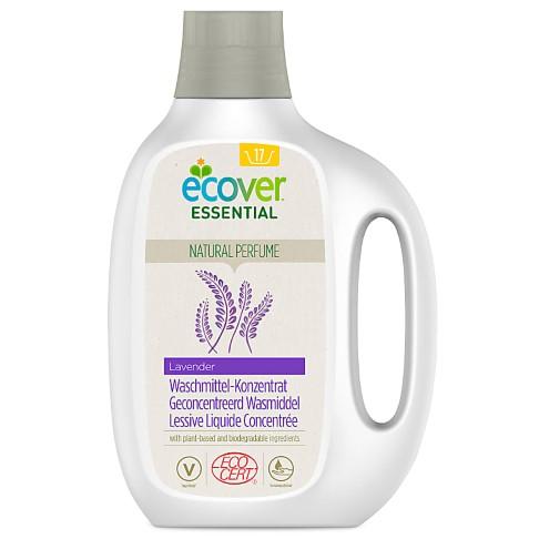 Ecover Essential Geconcentreerd Vloeibaar Wasmiddel Lavendel 1L