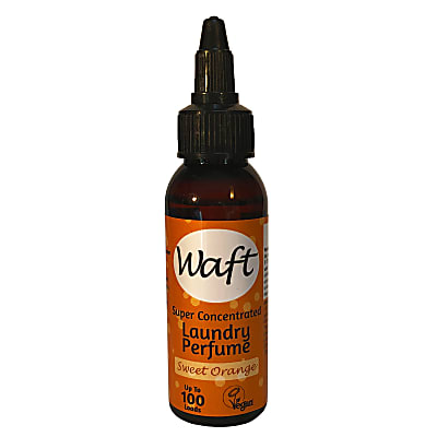 Waft Super Geconcentreerd Wasparfum & Wasverzachter - Sweet Orange 50ml