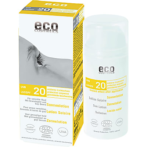 Eco Cosmetics Zonnebrandcrème SPF20