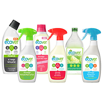 Ecover Cleaning Kit