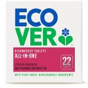 Ecover Vaatwastabletten All In One (22 stuks)