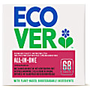 Ecover Vaatwastabletten - All in One (68 stuks)
