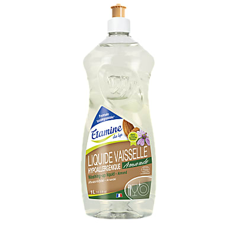 Etamine Du Lys Vloeibaar Afwasmiddel Hypoallergeen Amandel 1L