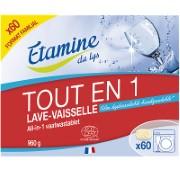 Etamine Du Lys Vaatwastabletten Alles-in-één (60 tabletten)