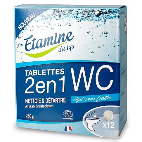 Etamine du Lys WC Tabletten 2 in 1