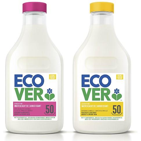 Ecover Wasverzachter 1.5L (50 wasbeurten)