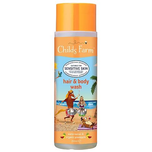 Childs Farm Watermeloen & Ananas Hair & Body Wash