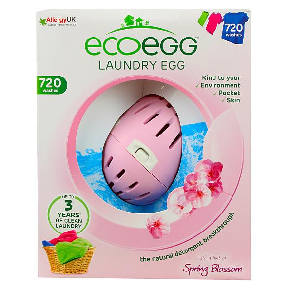 Eco Egg Wasballen - Laundry Egg 720 wasbeurten Spring Blossom