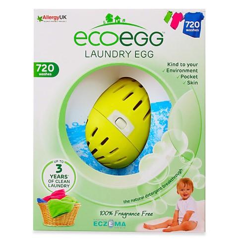 Eco Egg Wasballen - Laundry Egg (720 wasbeurten)