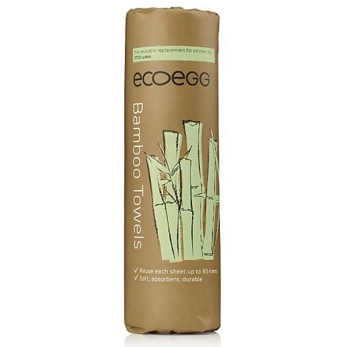 Eco Egg Herbruikbare Keukenrol Bamboe