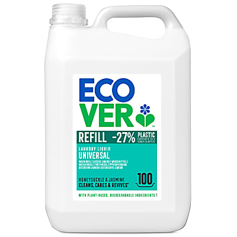 Ecover Vloeibaar Wasmiddel Universal 5L (100 wasbeurten)