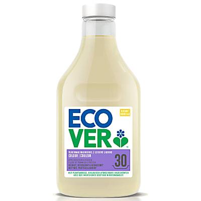 Ecover Vloeibaar Wasmiddel Gekleurde Was 1.5L (30 wasbeurten)