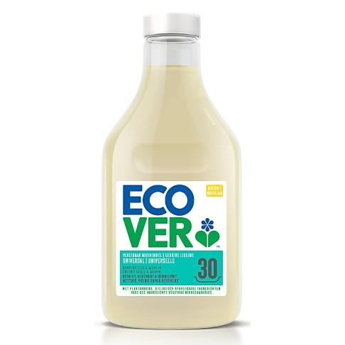 Ecover Vloeibaar Wasmiddel Universal 1.5L (30 wasbeurten)