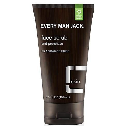 Every Man Jack Face Scrub - Sensitive Skin