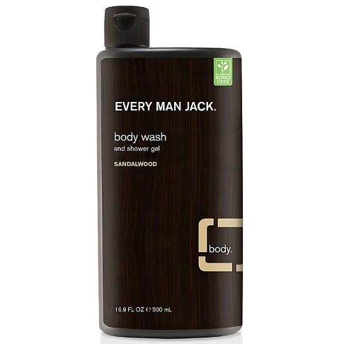 Every Man Jack Body Wash - Sandalwood
