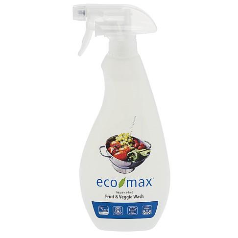 Eco-Max Fruit & Groenten Wassen - Geurvrij 710 ml