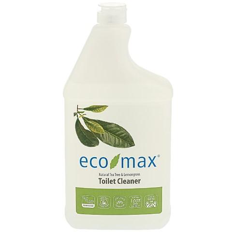 Eco-Max Toilet Reiniger - Tea Tree & Lemongrass 1L