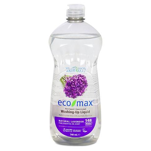 Eco-Max Vloeibaar Afwasmiddel - Natuurlijke Lavendel