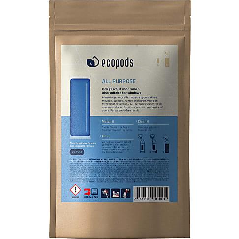 Ecopods Allesreiniger (4 pods)