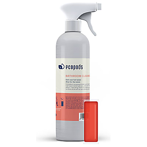 Ecopods Aluminium Verstuiver Sanireiniger (+ pod)