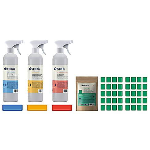 Ecopods Starter Pack S (aluminium fles)