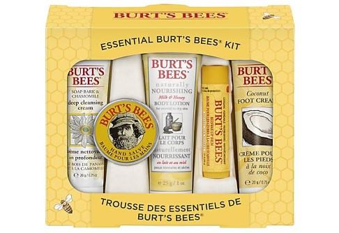 Burt's Bees Basispakket voor Lichaamsverzorging