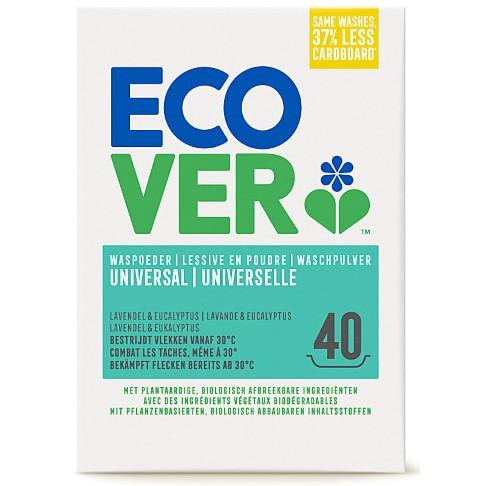 Ecover Waspoeder Universal 3KG (40 wasbeurten)