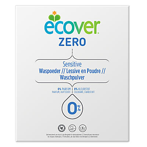 Ecover ZERO - Waspoeder (16 wasbeurten)