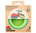 Food Huggers® Soft Greens (Set van 3)